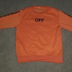 Off White x Vlone Sweater